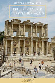 Ausflug in die Vergangenheit: Meine Tipps für die antike Ausgrabungsstätte Ephesus in der Türkei.