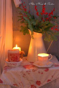 Aiken House & Gardens: The Christmas Boathouse