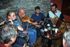 Irish Music,  Dingle, Ireland