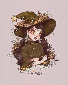 Virgo Art, Zodiac Art, Cartoon Kunst, Cartoon Art, Fantasy Kunst, Fantasy Art, Pretty Art, Cute Art, Art Sketches
