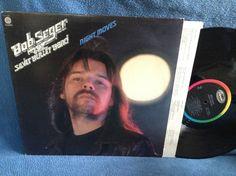 Vintage Bob Seger & The Silver Bullet Band  by sweetleafvinyl