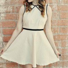 cute dot dress - Poshmark!