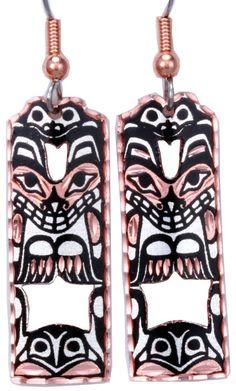 Native Totem CN Series Earrings