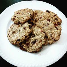 Овсяное печенье без сахара,мёда и масла! В качестве заменителя подсластителя я…