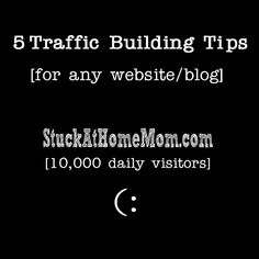 Because YOU ASKED for it - How I get 10,000+ visitors a day #blogging #traffic #simple