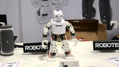 Robot Gets Down Gangnam Style at USA Science & Engineering Festival
