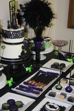 Maleficent Birthday Party Ideas | Photo 4 of 56 | Catch My Party