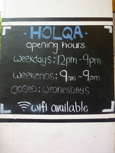 Holqa Cafe | 37 East Coast Road | Cafes in SIngapore East