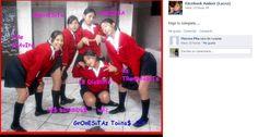 ¿Es aceptable que una colegiala pose así?