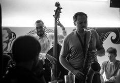 #bruderschaft #gdansk #poland #livemusic #jazz #Livejazz #jam #session #pub #bas #sax #