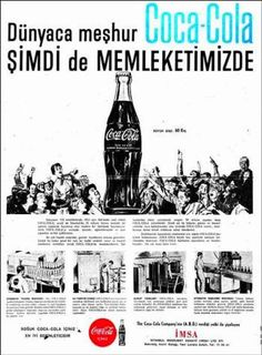 Coca Cola - 1964