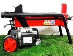 116a33c96cd1 Progen Electric Hydraulic 6 Ton Log Splitter Heavy Duty Wood Timber Cutter