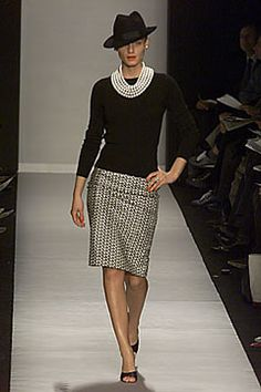 Michael Kors Fall 2000 Ready-to-Wear Collection Slideshow on Style.com