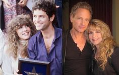 Stevie Nicks & Lindsey Buckingham - why do we all want them to live happily ever after?