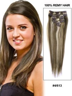 Cheap 14 inch 7 piece straight clip in hair extensions wholesale fohair 32 inch clip inon indian remy human hair extensions full head volume set 12 pieces silky straight pmusecretfo Images