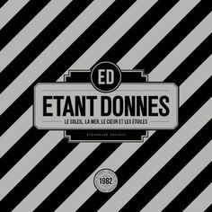 """インダストリアル・ミュージック黎明期から活動を続けてきた """"ÉTANT DONNÉS"""" による1982年の録音が初のアルバム化。これぞインダストリアル・ミュージック!"""