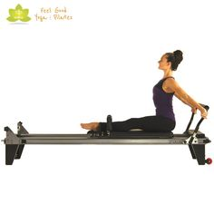 control back pilates reformer exercise modification start position - Tattoo MAG Pilates Workout, Pilates Reformer Exercises, Yoga Benefits, Health Benefits, Workout Videos, Workouts, Pilates Machine, Pilates Equipment, Back Exercises
