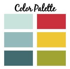 Gender Neutral Color Palette Interesting Muchas Hermosas Cosas  Viva Our Love Of Spanishmexican Style . Design Inspiration
