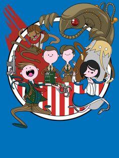 Bioshock Infinite + Adventure Time.  This makes me pretty happy.