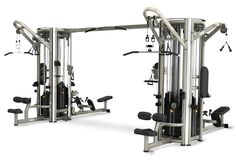 Wish the room was big enough for this baby! 8-Stack Multi-Station : Matrix Fitness Equipment