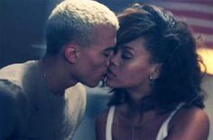 we fell in love in a hopeless place..my favorite music video