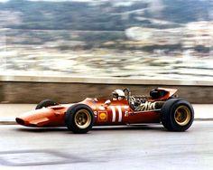 John Surtees - Monaco - 1969