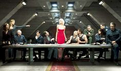 BSG: Best sci-fi tv series ever!