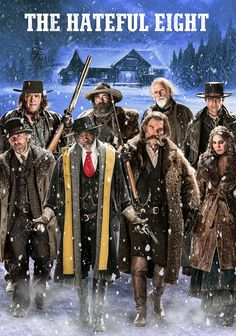 The Hateful Eight 70MM