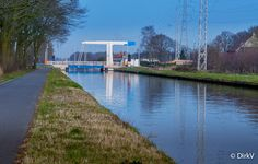 Kanaal Schoten Dessel, Brecht, België My Belgium Collection Canal, Bridge, Plaatsen, Places, Fotografie, Photography, Foto, Photo, België, Belgium, Belgique.