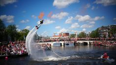 Canal Parade 2 august 2014 Amsterdam