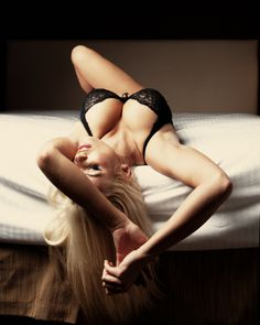 Black Lace Sexy #boudoir