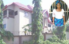 Welcome to naija kul: Evansgate: House Evan built for his Mum