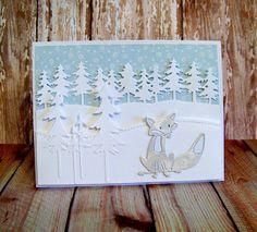 Ann Greenspan's Crafts: Winter Fox