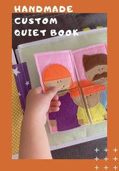 Kids Activity Books, Book Activities, Activity Bags, Montessori Activities, Infant Activities, Indoor Activities, Toddler Books, Toddler Games, Quiet Book Templates