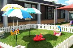 home daycare outside - Google Search