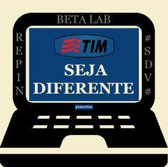 TIM- Seja diferente