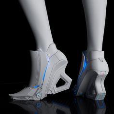 ArtStation – Sci-Fi Shoes, Anton Markelov ArtStation – Sci-Fi Shoes, Anton Markelov More from my site Now Trending: Sci-Fi Future Wear by Anton (Yoshimitszu) Futuristic Shoes, Look Fashion, Fashion Design, Fashion Hair, Fashion Black, Steampunk Fashion, Fashion Kids, Gothic Fashion, Fashion Trends