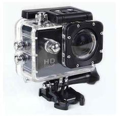 awesome 12MP Full HD 1080P Helmet Sports Action Waterproof Camera SJ4000 as Gopro Black