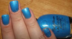 Sally Hansen Lacquer Shine - Flash