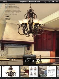 I love this light and i wish i had taller ceilings.    Online interior design - Lamps Plus New iPhone/iPad App