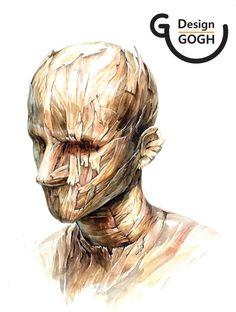 [발상과표현] 인체와 발상 - 질감의 맵핑 : 네이버 카페 Face Anatomy, Copic Art, Still Life Art, Art Tips, Drawing Reference, Beautiful Things, Concept Art, How To Draw Hands, Celebration