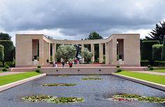 Military Memorial, Omaha Beach, France