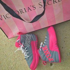 Jordan Shoes Girls, Girls Shoes, Shoes Women, Sneakers Fashion, Shoes Sneakers, Air Jordan Sneakers, Pink Jordans, Jordans Girls, Urban Apparel