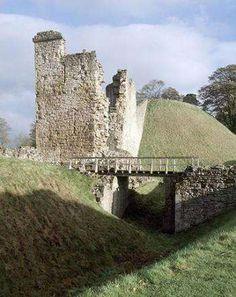 pickering castle - Google Search