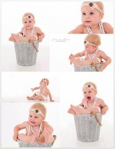 1 year old photos pre cakesmash