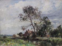 Edward Seago | Marsh Farm