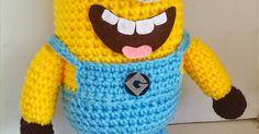Buenas tardes chic@s, hoy publico el primer patrón en el blog. El patrón es mio, si teneis alguna duda o no lo entendeis bien, preguntadme ... Crochet Patterns Amigurumi, Toys, Blog, Crochet Minions, Boy Doll, Paper, Yarn Crafts, Good Afternoon, Crochet Dolls