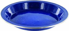 From 3.50 Highlander Deluxe Enamel Plate Camping - Navy