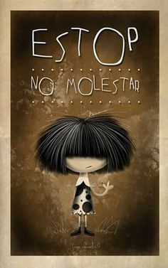 Stoppp Cute Images, Cute Pictures, Art Wall Kids, Art For Kids, Funny Facts, Funny Quotes, Love Post, A Cartoon, Spanish Quotes