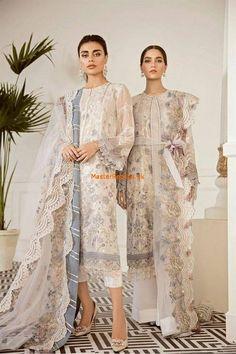Pakistani Party Wear Dresses, Pakistani Suits, Indian Dresses, Indian Outfits, Eid Outfits, Pakistani Wedding Outfits, Eid Dresses, Chiffon Dresses, Punjabi Suits